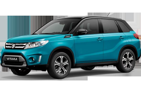 Suzuki Vitara 1.6 GLX+ AUTOMATIC & GPS