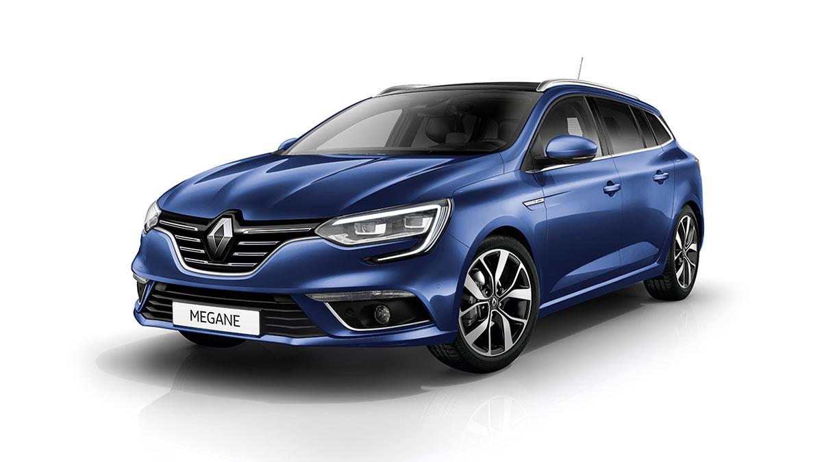 Renault Megane Grandtour TCe Automatic